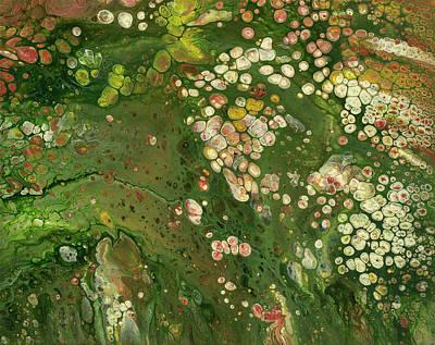 Painting - Spring Garden by Darice Machel McGuire
