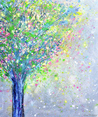 Painting - Spring by Gina De Gorna