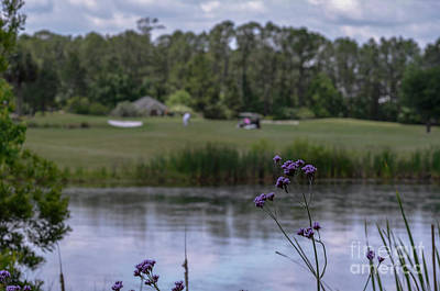 Photograph - Spring Golfing by Dale Powell