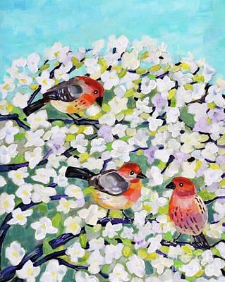 Spring Original by Harriet Peck Taylor