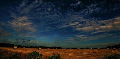Photograph - Spring Harvest by John Harding