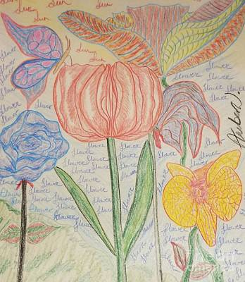 Animals Drawings - Spring Has Come by Just Another-Bird