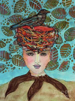 Mixed Media - Spring Has Sprung by Jacklyn Duryea Fraizer