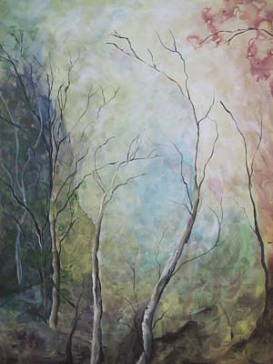 Resilience Painting - Spring Has Sprung by Steven Henry