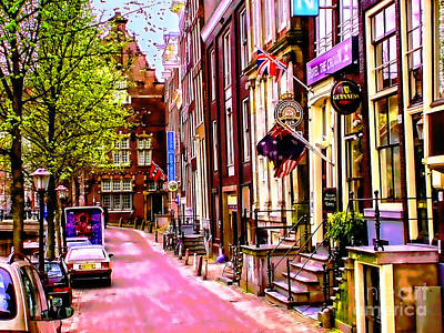 Photograph - Spring In Amesterdam by Rick Bragan