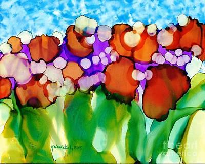 Painting - Spring In Charleston by Yolanda Koh