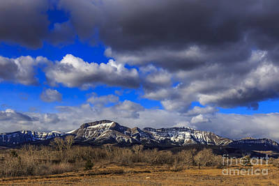 Mountain Landscape - Spring in the Air by Photography by John Lee
