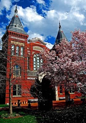 Spring In Washington Dc Art Print