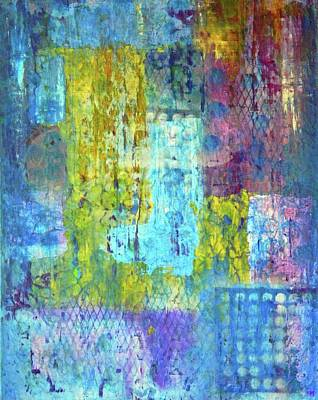 Painting - Spring Into Summer by Everette McMahan jr