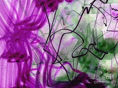 Digital Art - Spring Is Here by Dorlea Ho