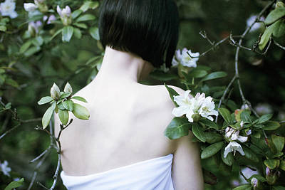 Nature Woman Photograph - Spring Is Here by Joanna Jankowska