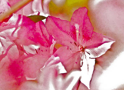 Stamen Digital Art - Spring Is In The Air by Ches Black