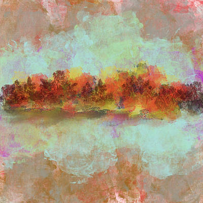 Digital Art - Spring Is Near by Jessica Wright