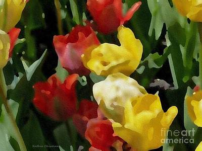 Photograph - Spring Jewels by Kathie Chicoine