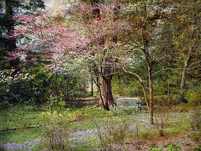 Art Print featuring the photograph Spring by John Rivera