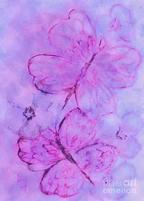 Painting - Spring Joy by Hazel Holland