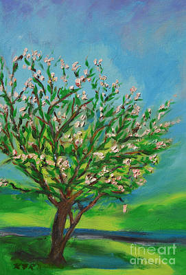 Painting - Spring by Karen Francis