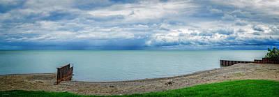 Photograph - Spring Lake Huron by LeeAnn McLaneGoetz McLaneGoetzStudioLLCcom