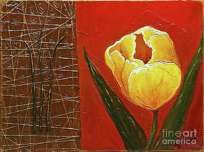 Painting - Spring Messenger by Phyllis Howard