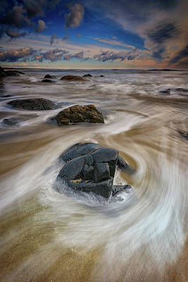 Photograph - Spring Morning At Marginal Way by Rick Berk