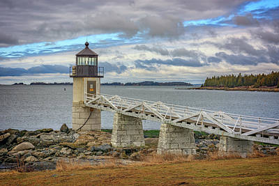 Saint George Photograph - Spring Morning At Marshall Point by Rick Berk
