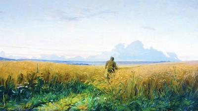 Olympic Sports - Spring Morning Catcher In The Rye  by Georgiana Romanovna