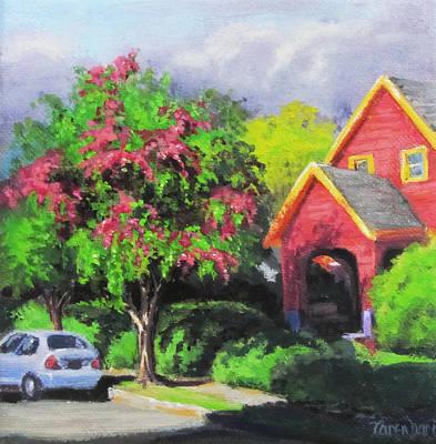 Painting - Spring Morning by Karen Ilari