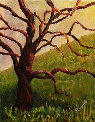 Painting - Spring On Figueroa Mt. by Trish Campbell