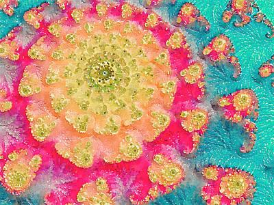 Digital Art - Spring On Parade 2 by Bonnie Bruno