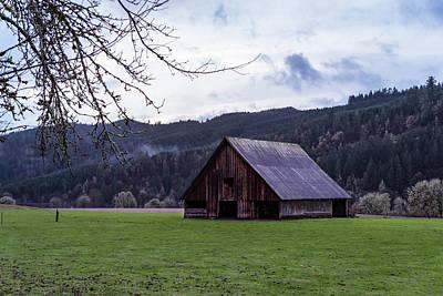 Photograph - Spring On The Farm by Steven Clark
