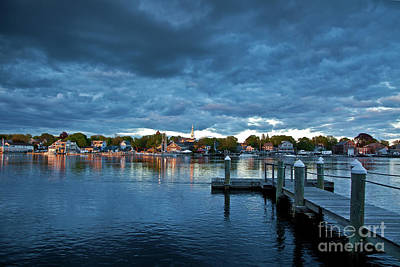 Photograph - Spring On The Waterfront by Butch Lombardi