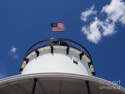 Photograph - Spring Point Ledge Lighthouse, South Portland, Maine #30011 by John Bald