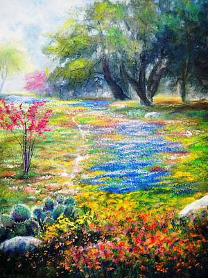 Painting - Spring Profusion by Patti Gordon
