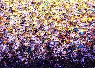 Spring Rains Original by Rachel Bingaman