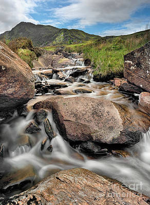 Photograph - Spring Rapids by Adrian Evans