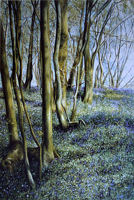 Painting - Spring by Rosemary Colyer