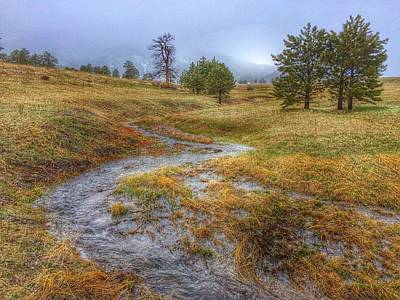 Photograph - Spring Runoff by Dan Miller