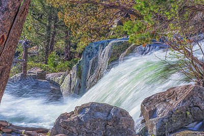 Photograph - Spring Runoff by Marc Crumpler