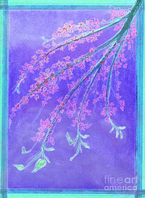 Mixed Media - Spring Shine By Jrr by First Star Art