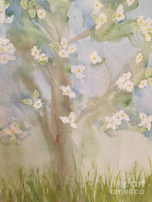 Painting - Spring Softness by Maura Satchell