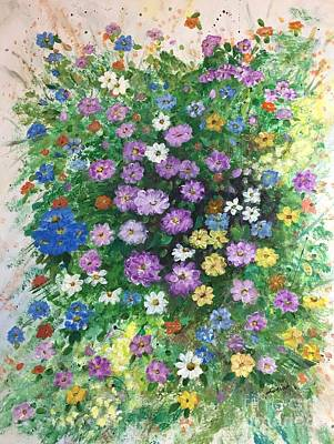 Painting - Spring Splendor by Lucia Grilletto