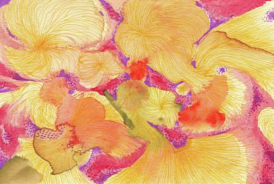 Spring - #ss18dw009 Art Print by Satomi Sugimoto