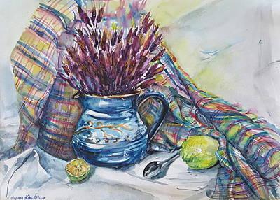 Painting - Spring Still Life by Rita Fetisov