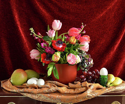 Wall Art - Photograph - Spring Still Life by Wendy Blomseth