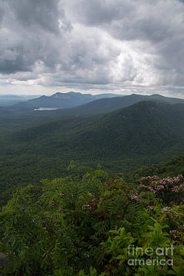 Caesars Head State Park Photograph - Spring Storm by Andy Miller