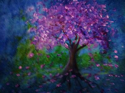 Painting - Spring Storm by Sharon Ackley