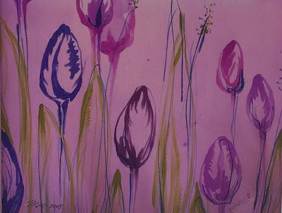 Spring Sunrise Art Print