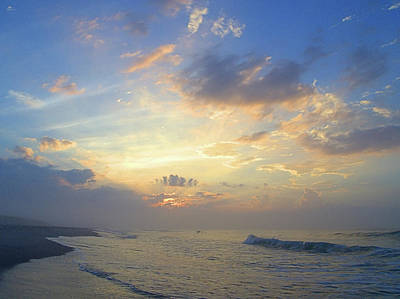 Photograph - Spring Sunrise by Newwwman