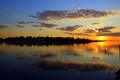 Photograph - Spring Sunrise by Suzanne DeGeorge