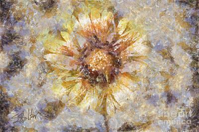 Spring Sunshine Art Print by Shirley Stalter